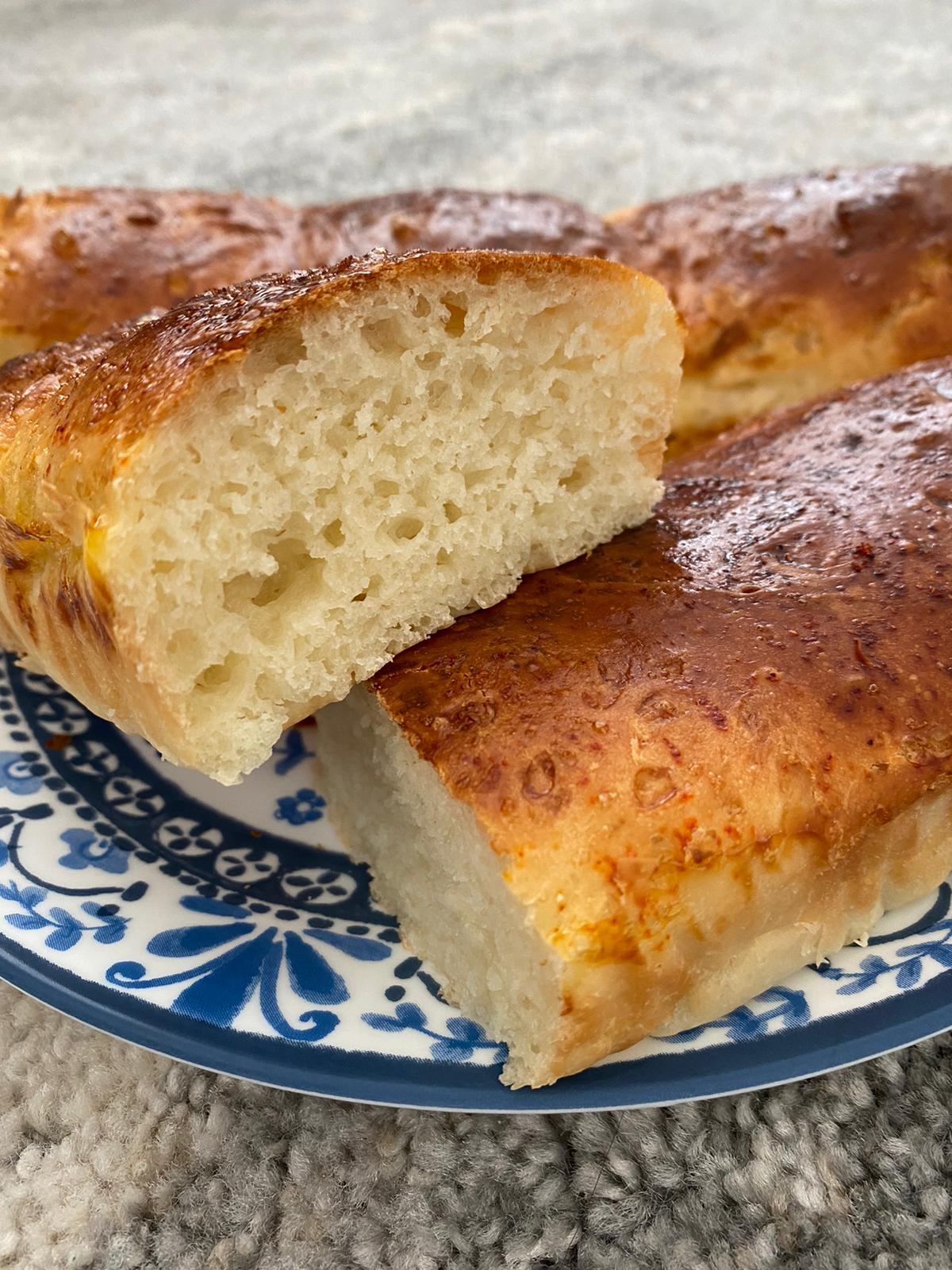 לאכול כמו דודו אהרון: לחם כשר לפסח