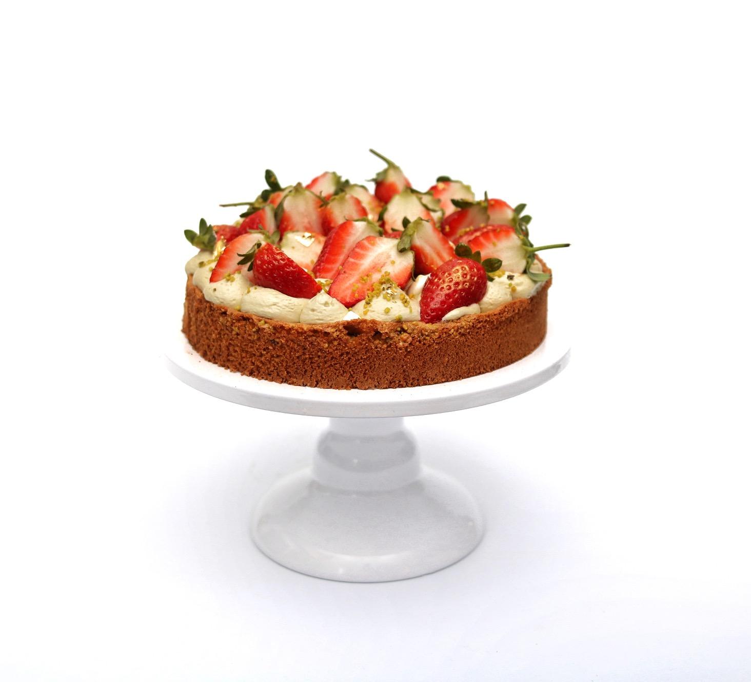 למביני עניין: עוגת פיסטוק