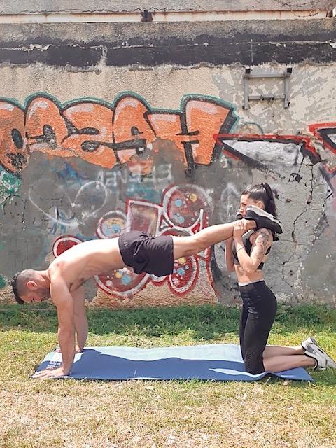 טובים השניים: כל מה שצריך לדעת על אימון זוגי