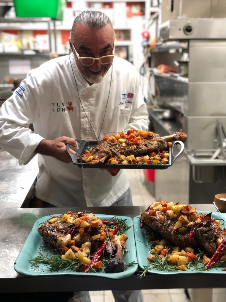 מבשלים עם השפים: מנות לליל הסדר