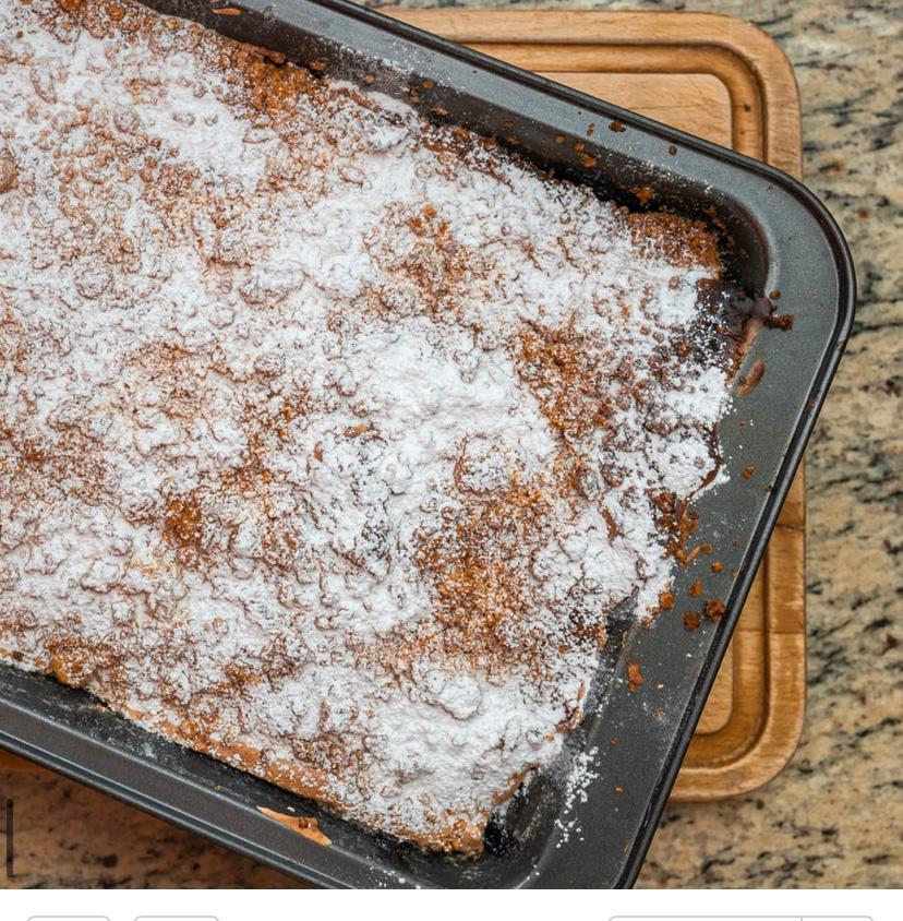 עוגת דבש דלת קלוריות!