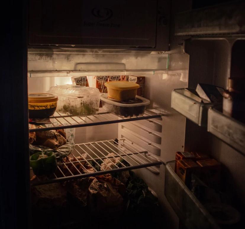 ריח רע מהמקרר?